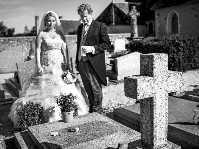 Le mariage de Mike et Clarien à La Ferté-Bernard, Sarthe 24