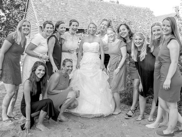 Le mariage de Mike et Clarien à La Ferté-Bernard, Sarthe 34