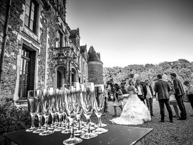 Le mariage de Mike et Clarien à La Ferté-Bernard, Sarthe 38