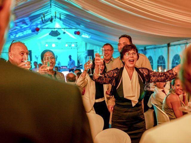 Le mariage de Mike et Clarien à La Ferté-Bernard, Sarthe 45
