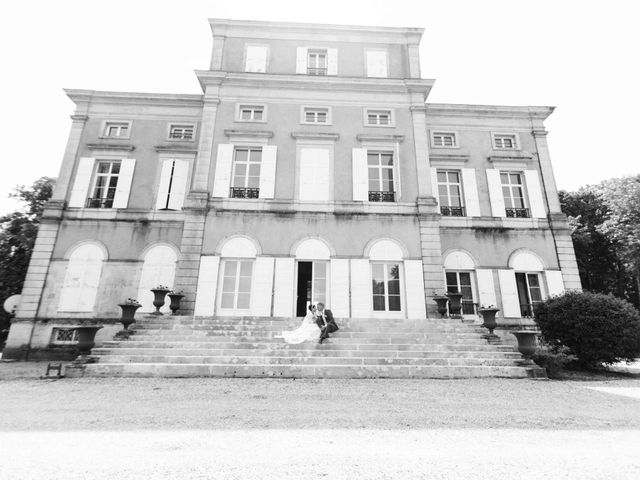 Le mariage de Olivier et Sabrina à Trouhans, Côte d'Or 2