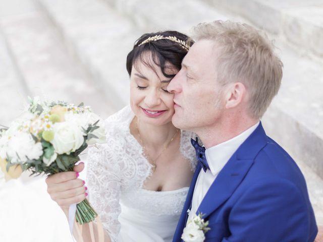 Le mariage de Sabrina et Olivier