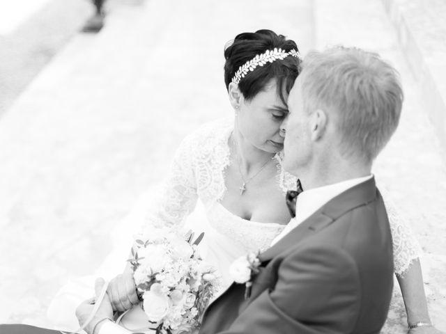 Le mariage de Olivier et Sabrina à Trouhans, Côte d'Or 8