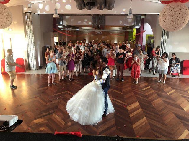 Le mariage de Leny et Eloise à Créances, Manche 6