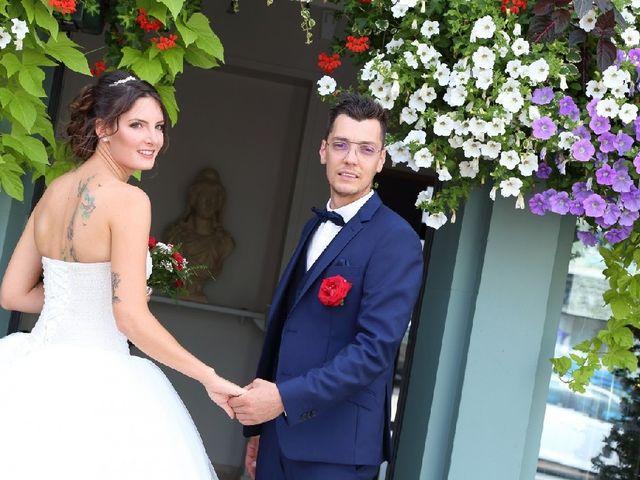 Le mariage de Eloise et Leny
