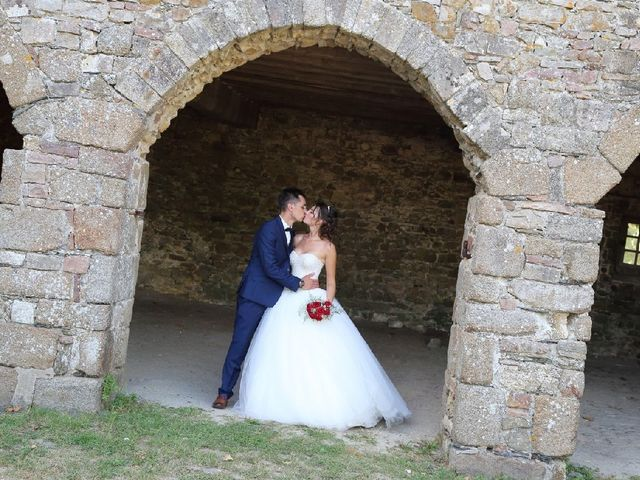 Le mariage de Leny et Eloise à Créances, Manche 7