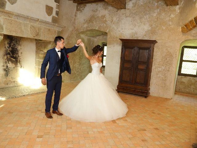Le mariage de Leny et Eloise à Créances, Manche 8