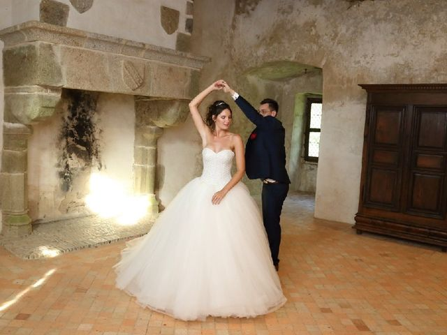 Le mariage de Leny et Eloise à Créances, Manche 9