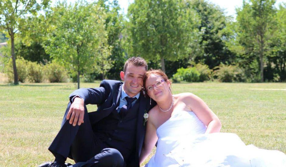 Le mariage de Aurélien et Cécile à Upie, Drôme