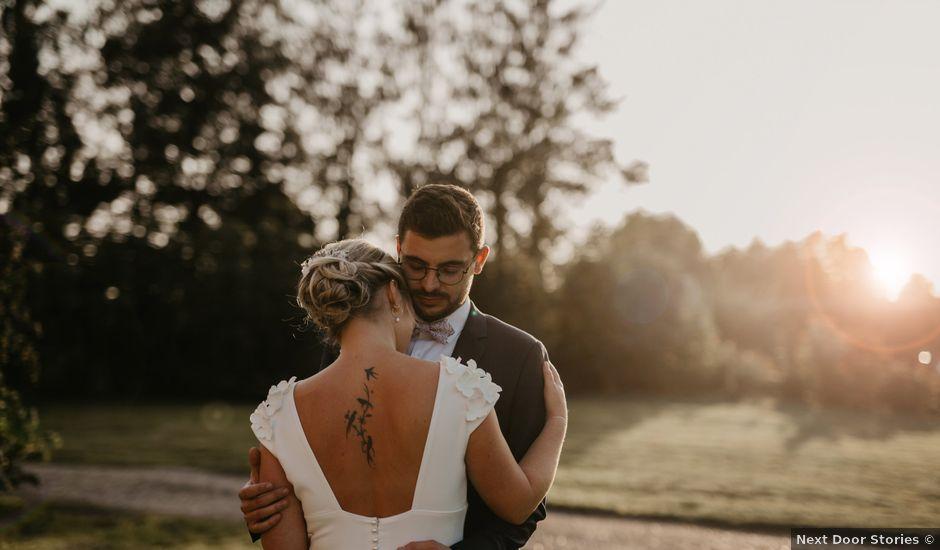 Le mariage de Aurelien et Margaux à Boisemont, Eure