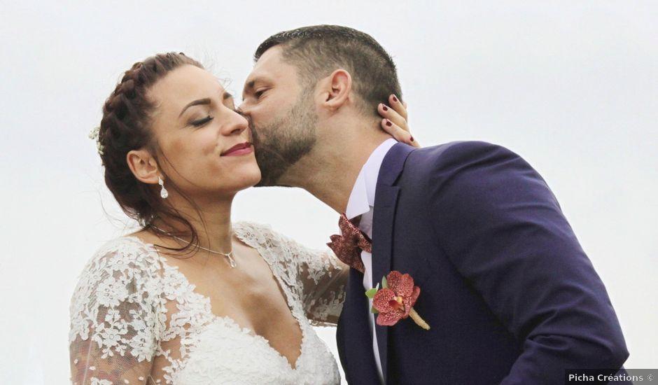 Le mariage de Olivier et Laetitia à Pont-Aven, Finistère