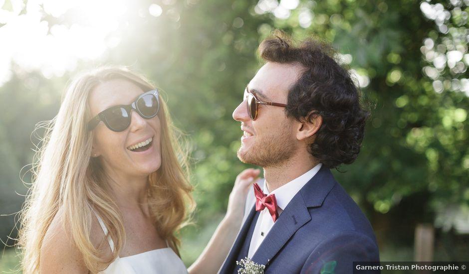 Le mariage de Jean Charles et Charlotte à Ferrières-sur-Sichon, Allier