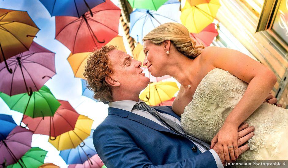 Le mariage de Mike et Clarien à La Ferté-Bernard, Sarthe