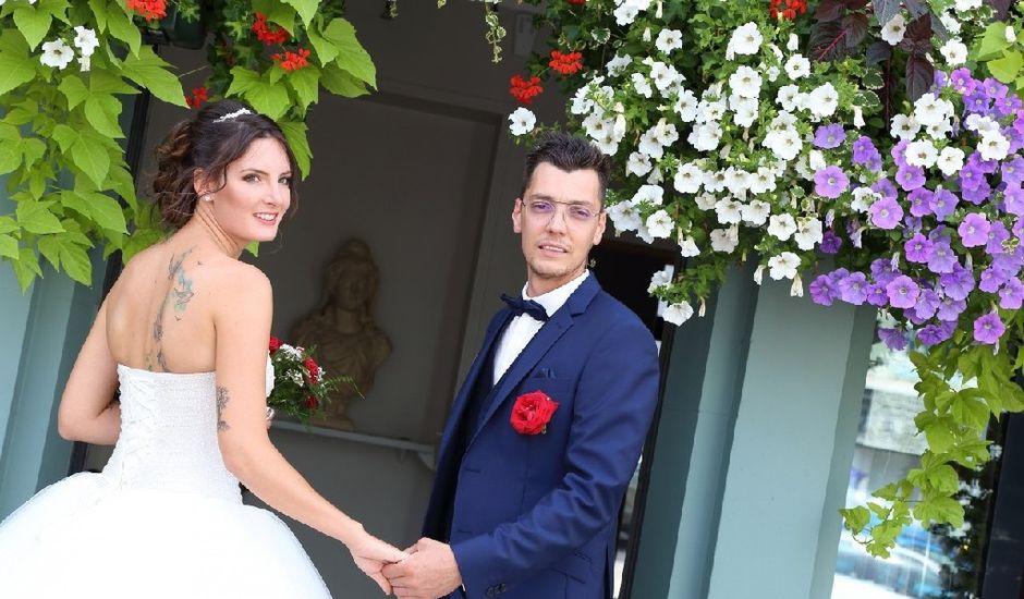 Le mariage de Leny et Eloise à Créances, Manche