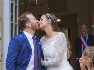 Le mariage de Nina et Renaud