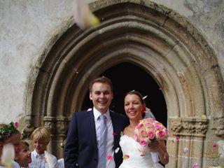 Le mariage de Maité et Pierre Loup