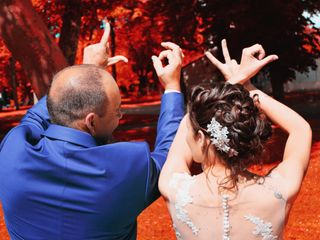 Le mariage de Ludivine et Yann