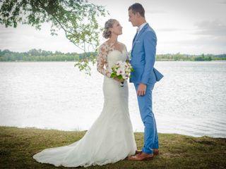 Le mariage de Laetitia et Cedric