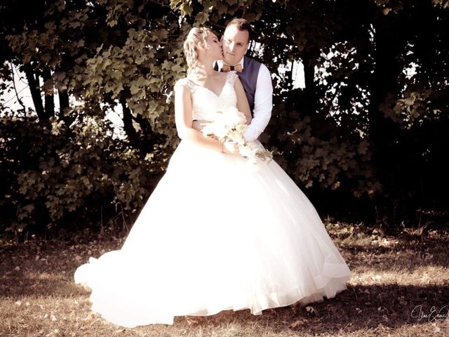 Le mariage de Wendy et Alexandre