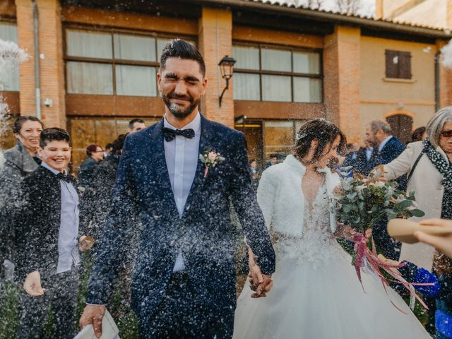 Le mariage de Julien et Aurélie à Toulouse, Haute-Garonne 14