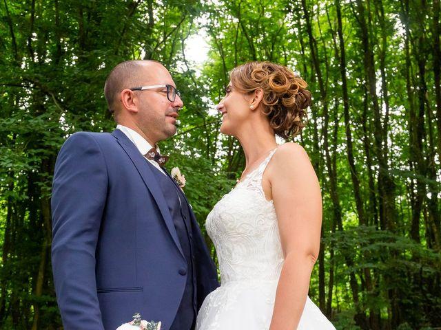 Le mariage de Jérome et Elodie à Échiré, Deux-Sèvres 21