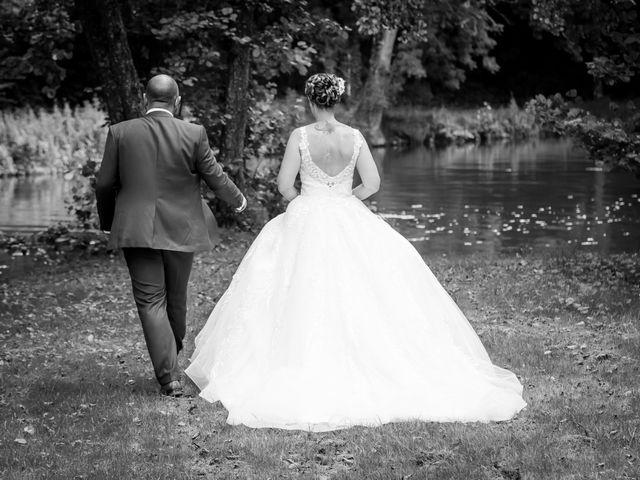 Le mariage de Jérome et Elodie à Échiré, Deux-Sèvres 29