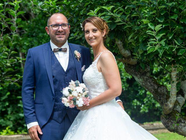 Le mariage de Jérome et Elodie à Échiré, Deux-Sèvres 34
