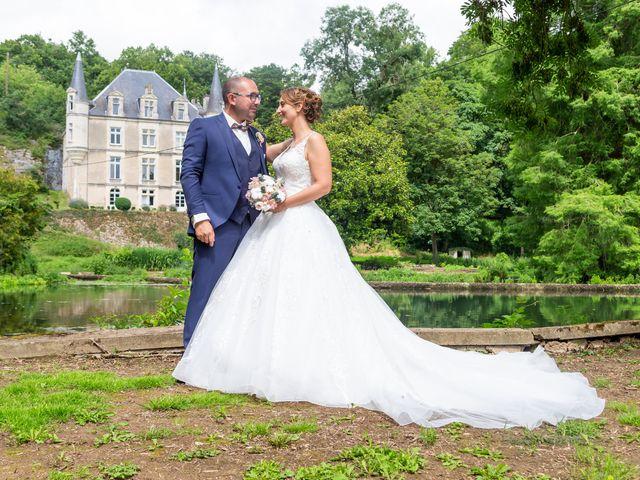 Le mariage de Jérome et Elodie à Échiré, Deux-Sèvres 36