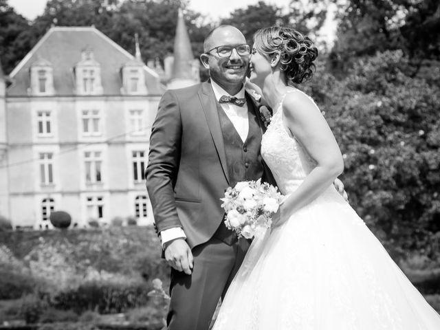 Le mariage de Jérome et Elodie à Échiré, Deux-Sèvres 37