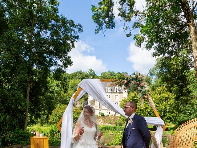 Le mariage de Jérome et Elodie à Échiré, Deux-Sèvres 46