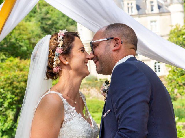 Le mariage de Jérome et Elodie à Échiré, Deux-Sèvres 49