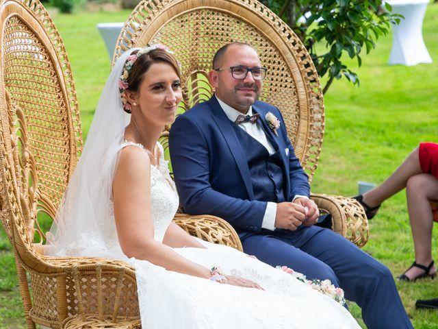 Le mariage de Jérome et Elodie à Échiré, Deux-Sèvres 54