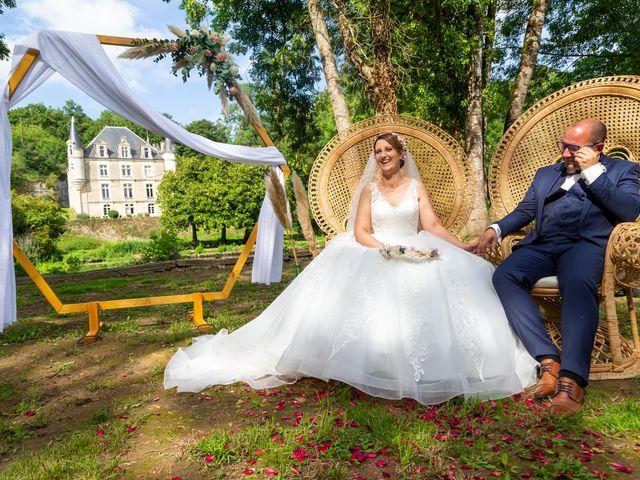Le mariage de Jérome et Elodie à Échiré, Deux-Sèvres 66