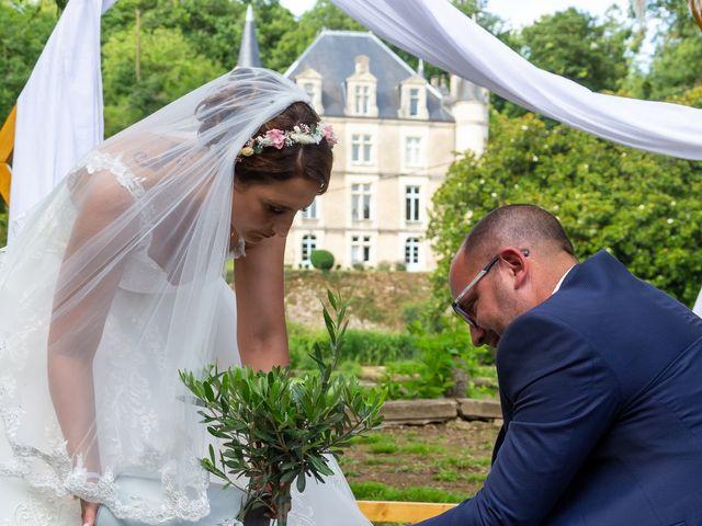 Le mariage de Jérome et Elodie à Échiré, Deux-Sèvres 69