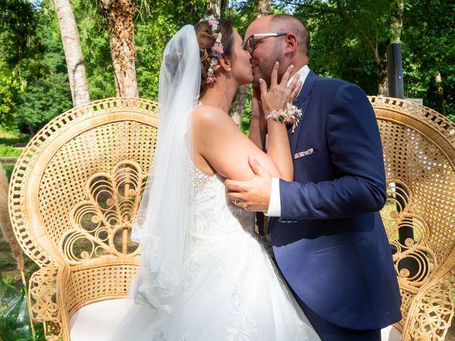 Le mariage de Jérome et Elodie à Échiré, Deux-Sèvres 72