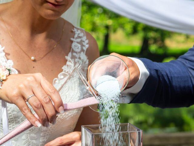 Le mariage de Jérome et Elodie à Échiré, Deux-Sèvres 74