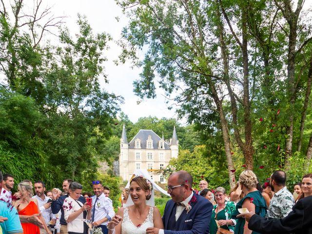 Le mariage de Jérome et Elodie à Échiré, Deux-Sèvres 77