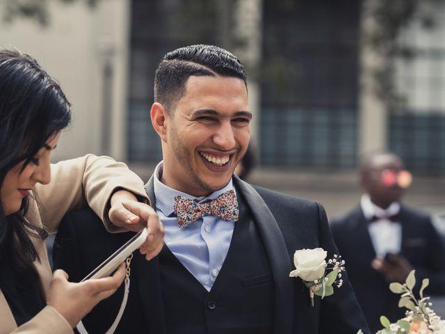 Le mariage de Ossama et Lucie à Boulogne-Billancourt, Hauts-de-Seine 19