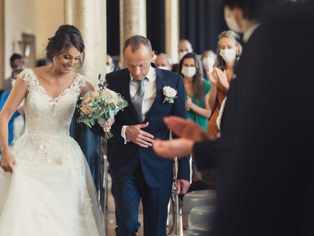 Le mariage de Ossama et Lucie à Boulogne-Billancourt, Hauts-de-Seine 25