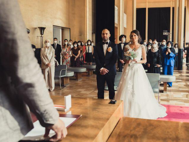 Le mariage de Ossama et Lucie à Boulogne-Billancourt, Hauts-de-Seine 29