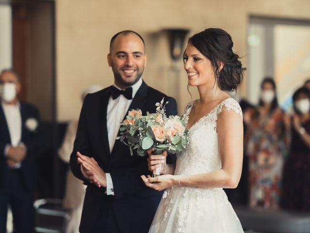 Le mariage de Ossama et Lucie à Boulogne-Billancourt, Hauts-de-Seine 30