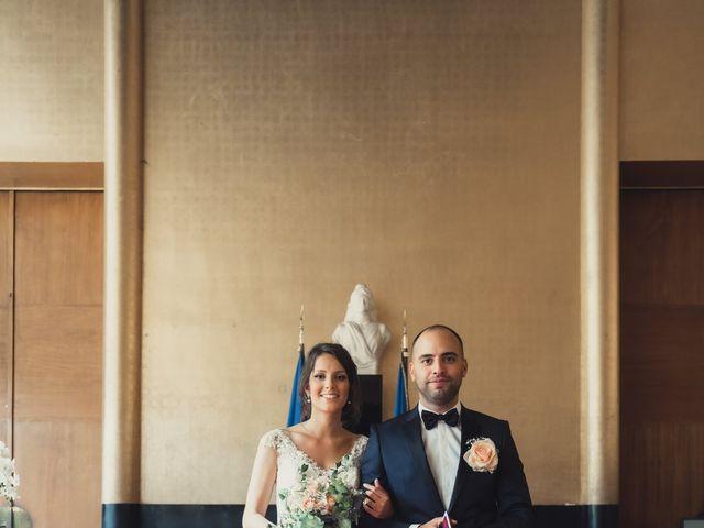 Le mariage de Ossama et Lucie à Boulogne-Billancourt, Hauts-de-Seine 33