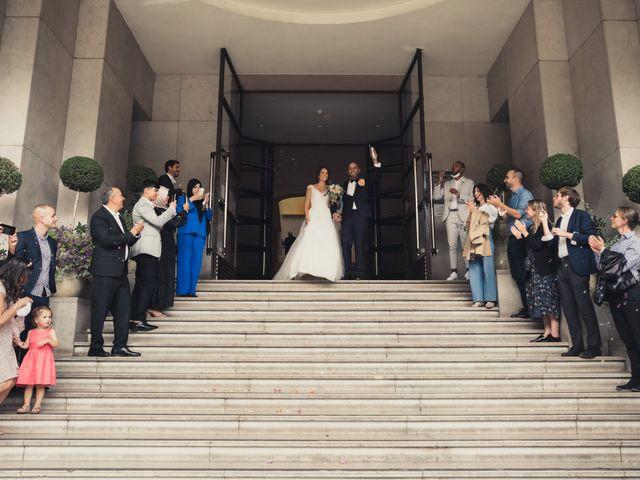 Le mariage de Ossama et Lucie à Boulogne-Billancourt, Hauts-de-Seine 34