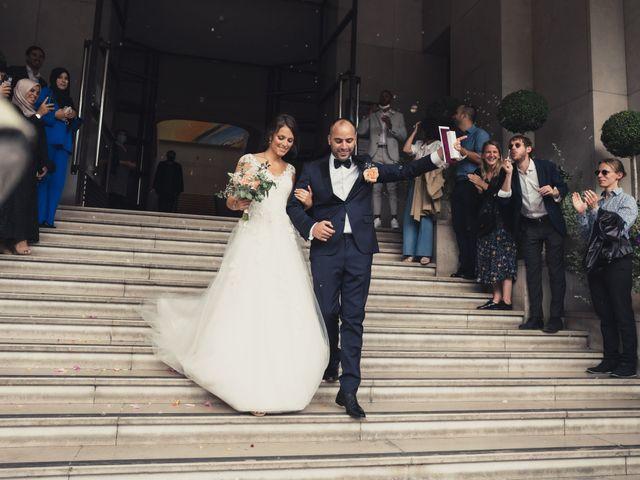 Le mariage de Ossama et Lucie à Boulogne-Billancourt, Hauts-de-Seine 35