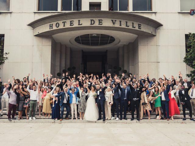 Le mariage de Ossama et Lucie à Boulogne-Billancourt, Hauts-de-Seine 40