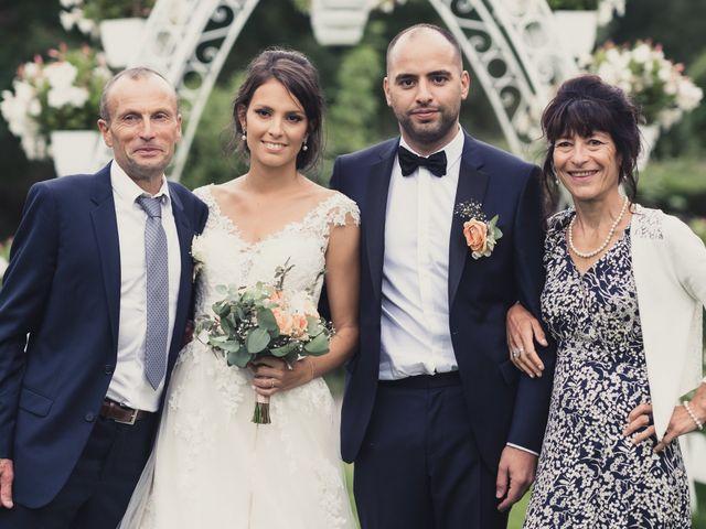 Le mariage de Ossama et Lucie à Boulogne-Billancourt, Hauts-de-Seine 54