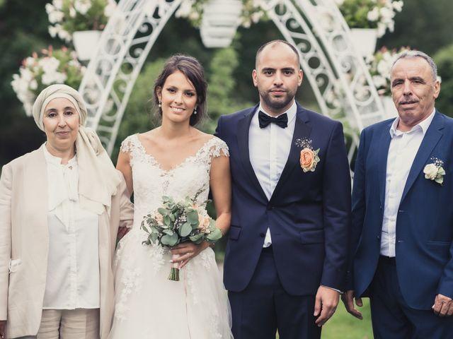 Le mariage de Ossama et Lucie à Boulogne-Billancourt, Hauts-de-Seine 55