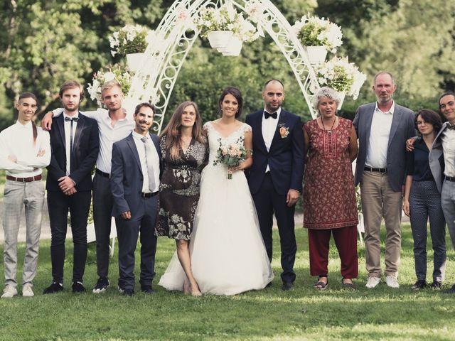 Le mariage de Ossama et Lucie à Boulogne-Billancourt, Hauts-de-Seine 58