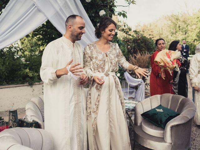 Le mariage de Ossama et Lucie à Boulogne-Billancourt, Hauts-de-Seine 65