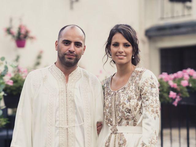 Le mariage de Ossama et Lucie à Boulogne-Billancourt, Hauts-de-Seine 70